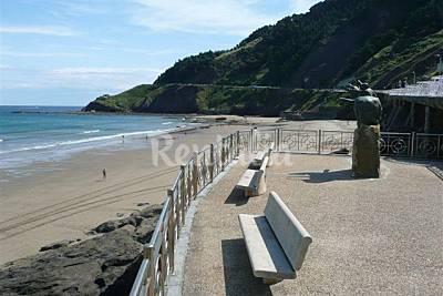 Deba beach