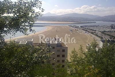 Hondarribia (Fuenterrabia) beach