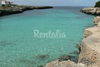 Cala Blanca beach - Photo 1