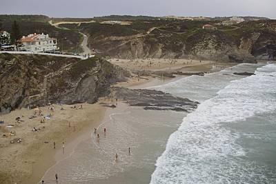 Zambujeira do Mar beach