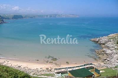 Playa los locos en suances cantabria apartamentos y casas de vacaciones - Apartamentos en cantabria playa ...