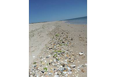 Terra Estreita beach