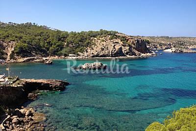 Cala Xarraca beach