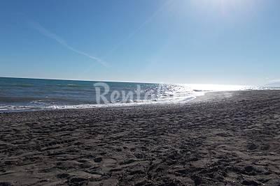 Almayate - Bajamar beach