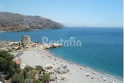 Playa velilla el tesorillo en almu car granada apartamentos y casas de vacaciones - Apartamentos en granada playa ...