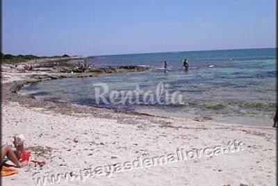 Punta Prima Minorca Spiaggia Spiaggia Punta Prima