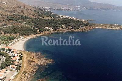 Playa El Port de la Vall