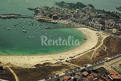 Playa portonovo baltar en sanxenxo sangenjo pontevedra - Inmobiliarias en villagarcia de arosa ...