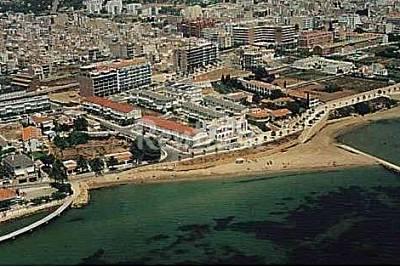 Playa juanito en sant carles de la r pita tarragona for Sant carles de la rapita fotos