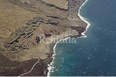 El Poris (Montes de Luna) beach