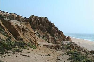 Praia da Galé - Photo 1