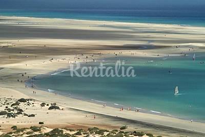 Sotavento (Jandia) beach