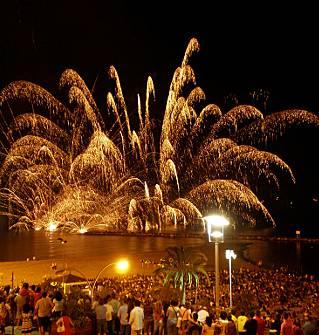 La noche mágica en Alicante