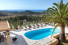 Villa for 12 people in San Agusti Des Vedra Ibiza