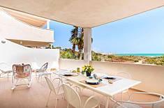 Apartment for 7 people in Casuzze-Caucana Ragusa