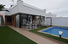 Villa for 7 people in San Pedro del Pinatar Murcia