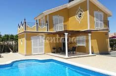 Villa for rent in Mazarrón Murcia