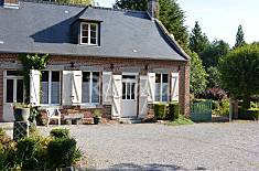 House for rent in Picardy Aisne
