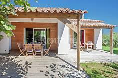 Villa en location à Santa-Lucia-di-Moriani Haute-Corse
