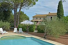 Villa for 6 people in Flaux Gard