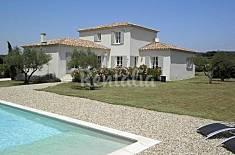 Villa for rent in Flaux Gard