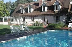 Villa for 8 people in Viglain Loiret
