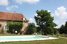 Maison pour 4 personnes en Bourgogne Saône-et-Loire