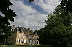 Villa pour 17 personnes à Saint-Aubin-sur-Loire Saône-et-Loire