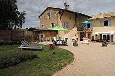 Vivenda para alugar em Chaintré Saône-et-Loire