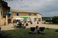 Villa per 12 persone - Saona e Loira Saona e Loira