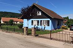 Apartment for 6 people in Aumontzey Vosges