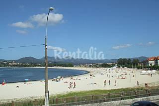 Apartamento de 3 habitaciones a 30m de la playa Pontevedra