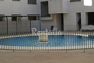 Appartement pour 2-3 personnes à 1500 m de la plage Cadix