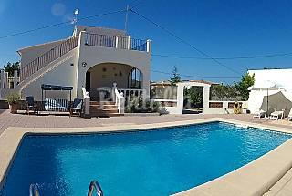 Villa de 3 habitaciones a 1000 m de la playa Alicante