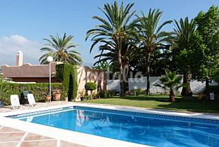 Villa de 2 habitaciones a 800 m de la playa Málaga