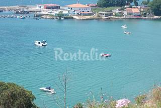 House for 1-10 people only 177 meters from the beach Pontevedra