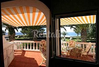 Apartamento para 2-3 personas a 800 m de la playa Menorca