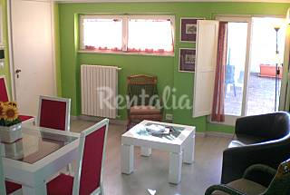 Apartment for 4 people 10 km from the beach Lecce