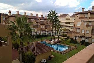 Apartamento para 2-4 personas a 200 m de la playa Valencia