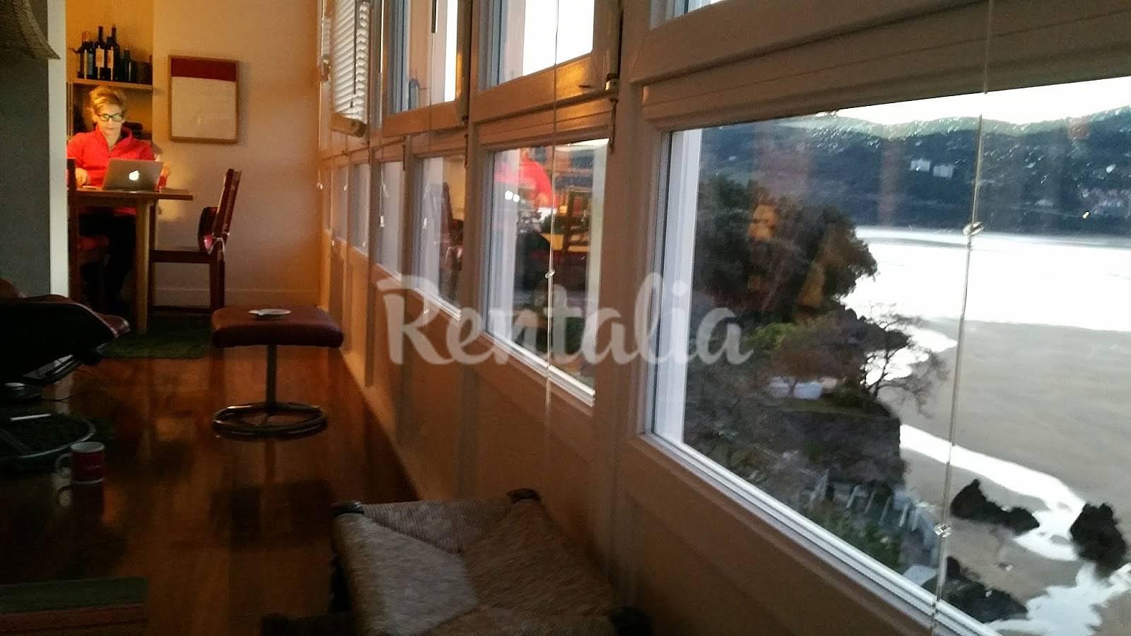 Apartamento de 2 habitaciones en 1a l nea de playa mundaka vizcaya bizkaia costa vasca - Apartamentos en mundaka ...