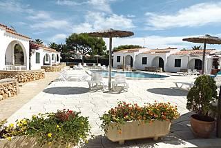 24 Apartamentos a 1500 m de la playa Menorca