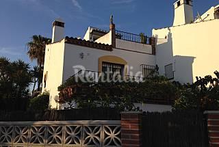 Maison pour 6-8 personnes à 100 m de la plage Malaga
