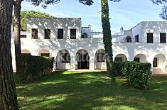 Casa a 300 m de la playa y piscina comunitaria Girona/Gerona