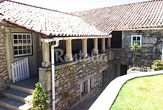 Casa com 2 quartos a 800 m da praia Viana do Castelo