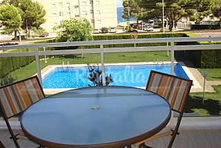 Apartment with 2 bedrooms only 50 meters from the beach Tarragona