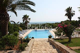 Villa with Enduring Italian Style Lecce