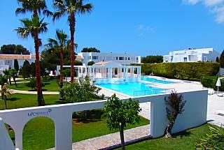 Entreplayas | Aire acondicionado y cerca playa! Menorca