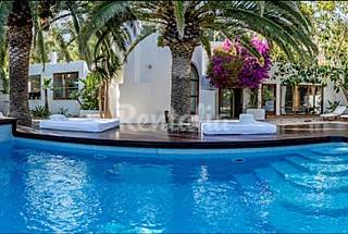 Villa, 1 min from Salinas , Es Cavallet beaches Ibiza