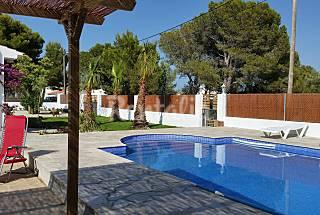 Cambrils-Piscina privada Tarragona