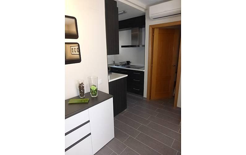 Apartamento para 2 3 pessoas a 1000 m da praia tarragona for Sala 0 tarragona